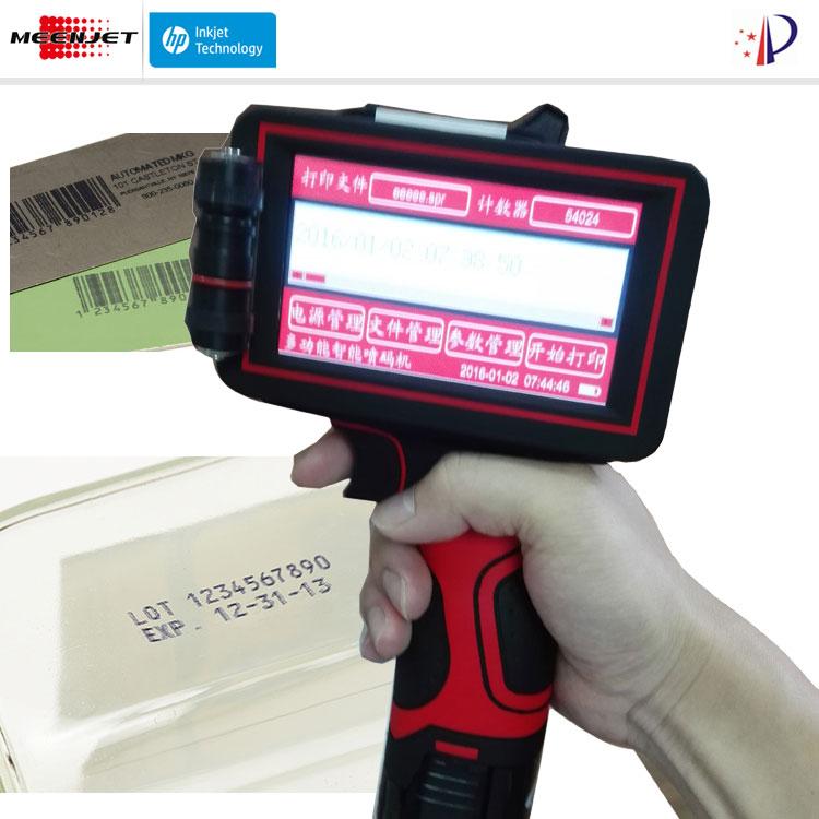 Handheld Inkjet Printer M7