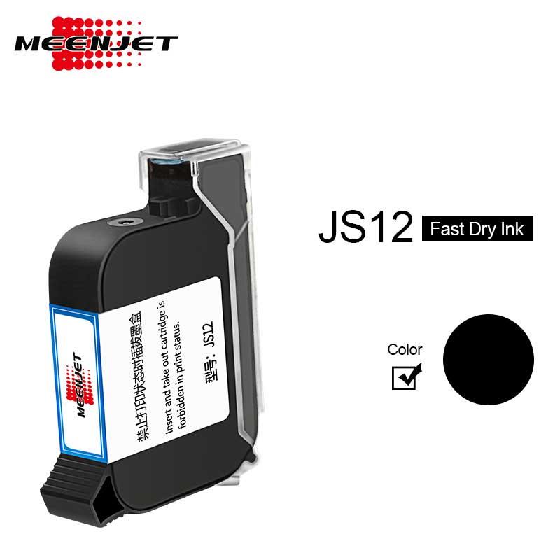 Black Fast Dry Ink Cartridge