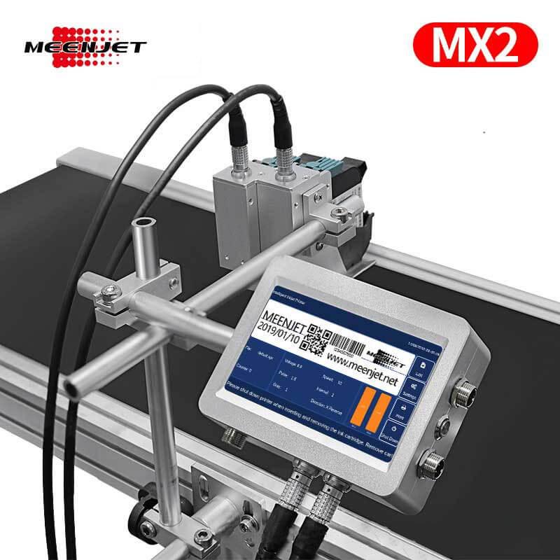 Mx2 Batch Coding Machine Industrial