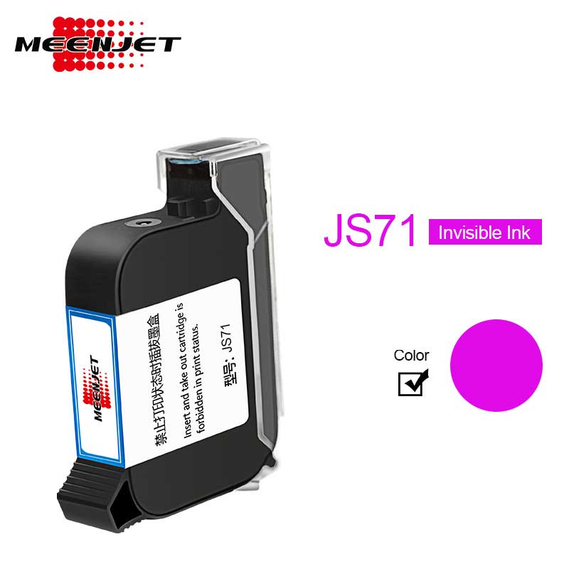 Invisible Ink Cartridges JS71